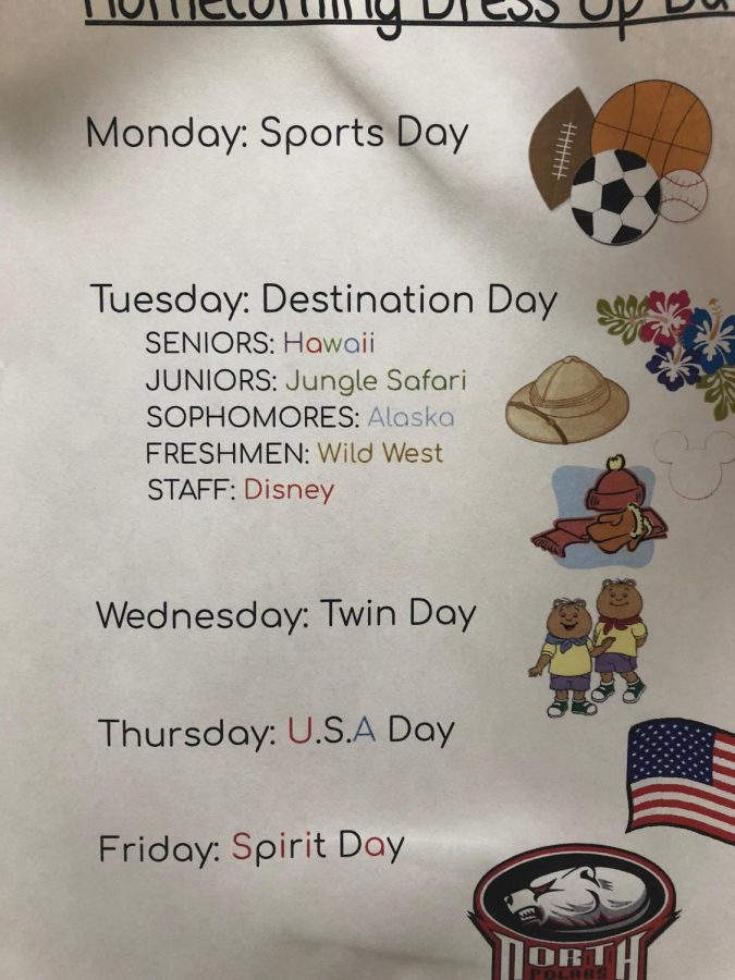 Homecoming Dress Up Days (Student Opinions)