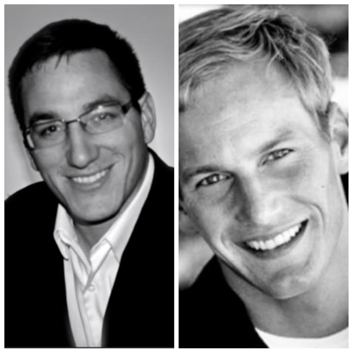 North High Lookalikes:Matthew Sieberg and Patrick Wilson
