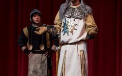 David Beardsley as Arthur King of the Britons