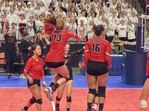 Polars Defeat Lakeville North to Advance to Semifinals