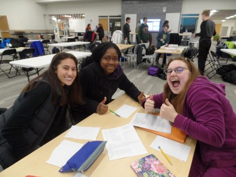 North Knowledge Bowl thrives at first-round meet