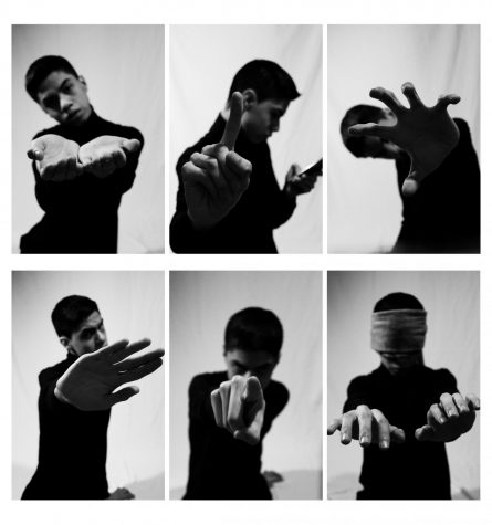 They Dramatize Everything by Jaime Silva