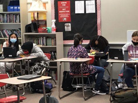 A Glimpse into the AVID classroom