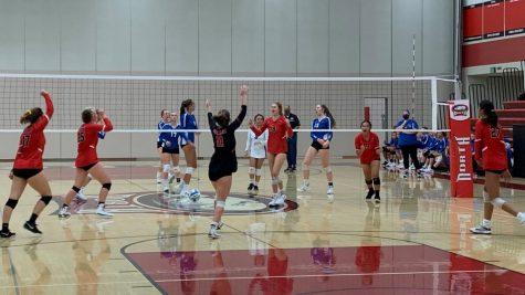 Volleyball Blanks Tartan 3-0